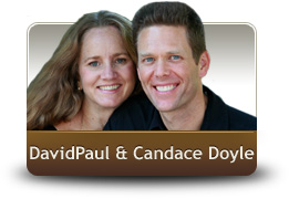 About DavidPaul and Candace Doyle