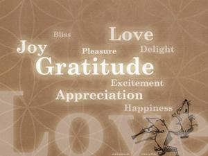 The Mechanics of Gratitude
