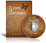 5-Steps to Hearing God's Voice